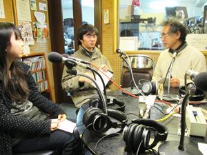 ラジオ出演2