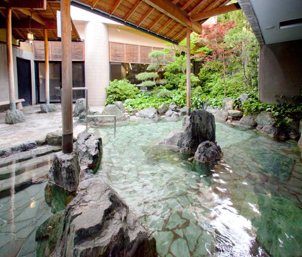 琴参閣 温泉