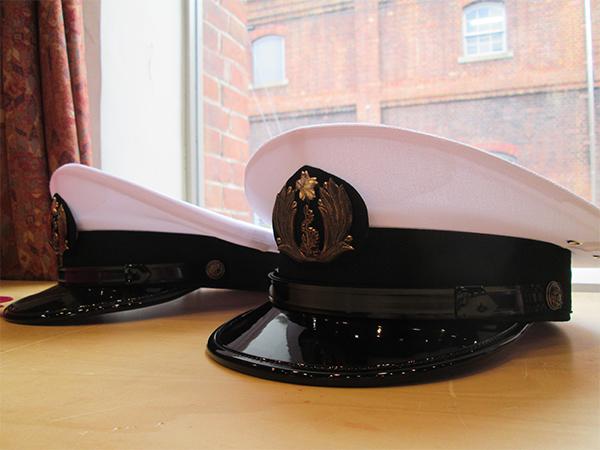 海上自衛隊・帽子