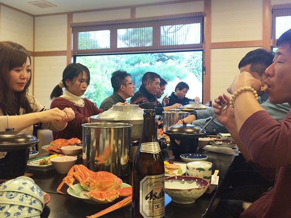 カニツアー_お食事イメージ