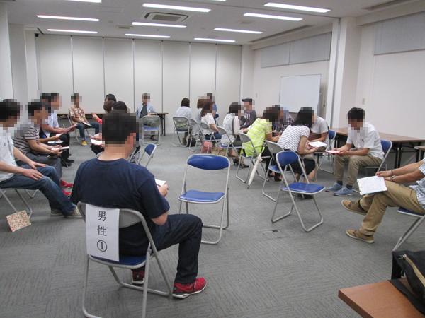 8/28回転寿司形式の自己紹介