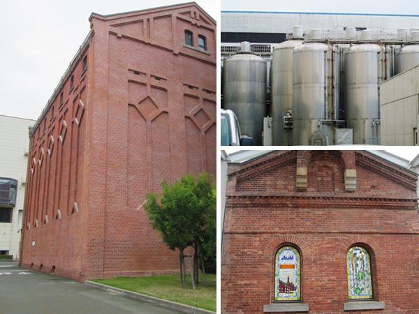 アサヒビール吹田工場