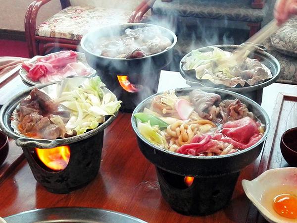 すき焼き&ステーキ