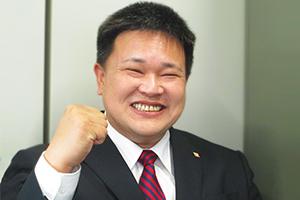 路線バス事業部_加藤所長