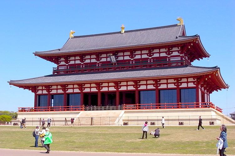 奈良・平城宮コース イメージ