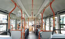 定期送迎バスについて