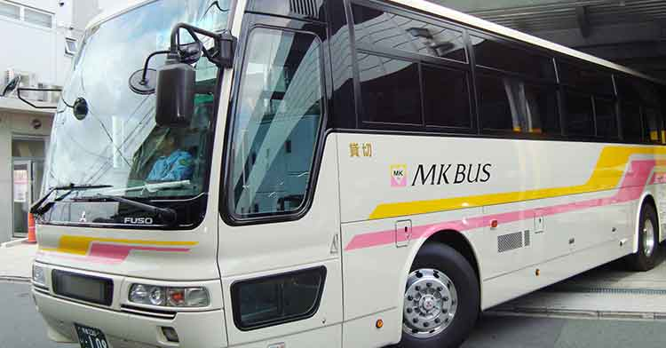 貸切バス車両イメージ
