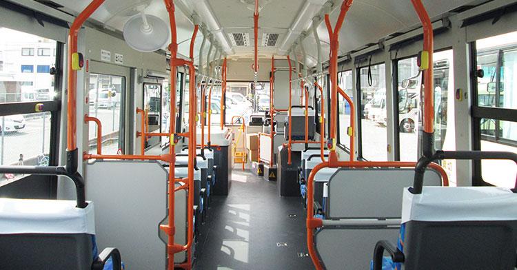 従業員送迎バス・通勤バス