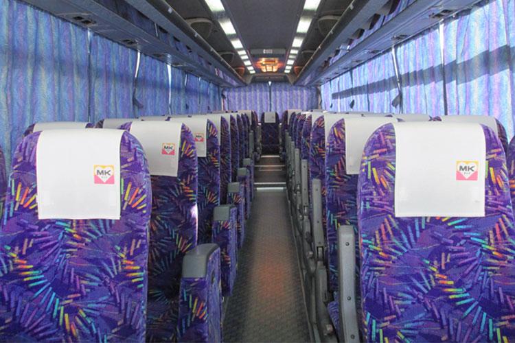 49名乗り(正席45+補助席4)