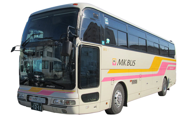 MK観光バスイメージ