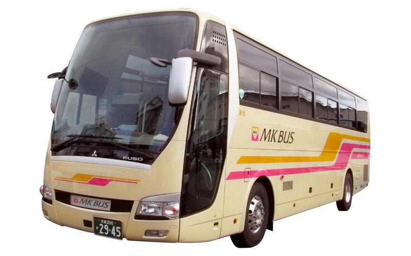 大型バス エアロクィーン