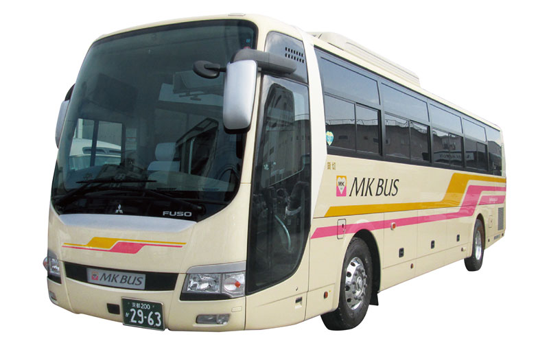 大型バス エアロエース(60名乗り)