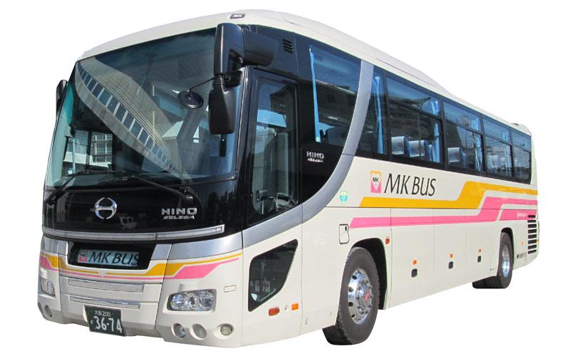 大型バス セレガ