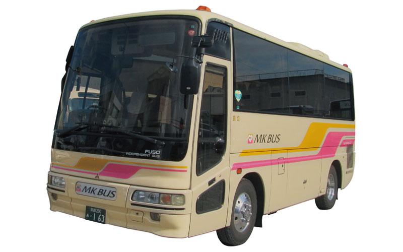小型・マイクロバス エアロミディ(24名乗り)