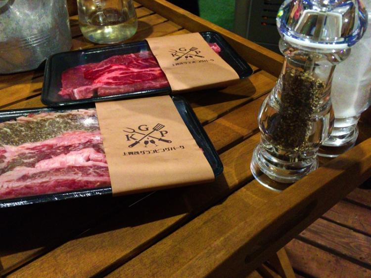 USステーキ&国産牛ステーキ