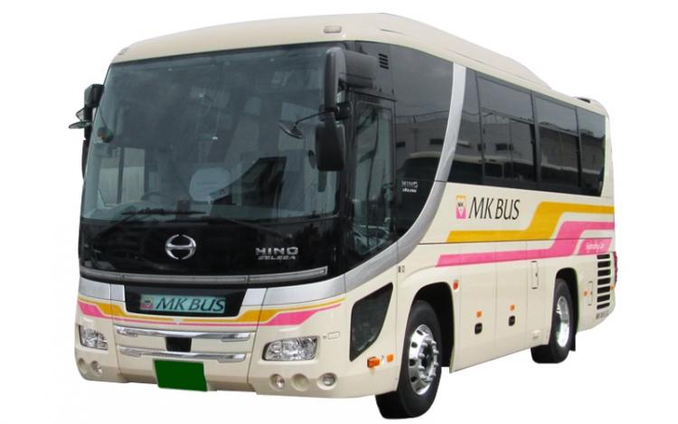 中型バス セレガ  ハイデッカ ショート