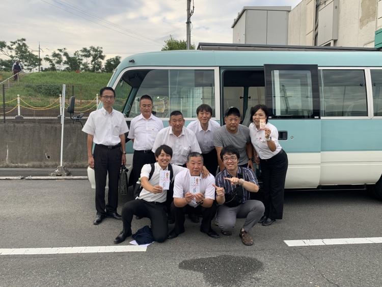 大阪南営業所のメンバー