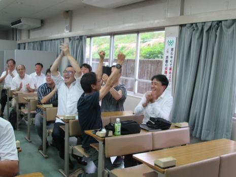 大型バス部門 観光バス京都チームが2連覇