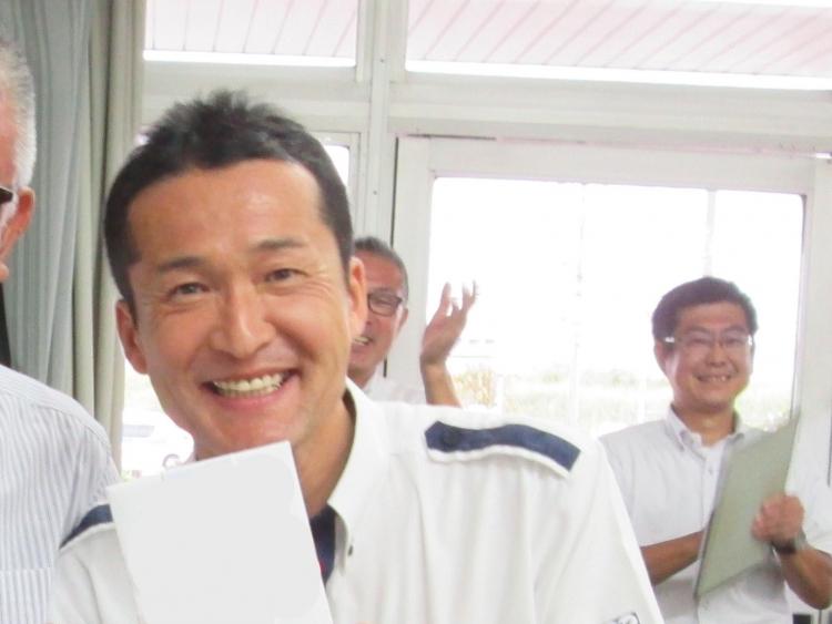 大型バス部門:尾崎社員(京都/貸切)